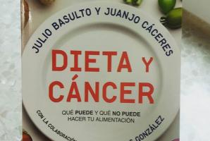 «Dieta y cáncer», un libro que tenía que ser escrito