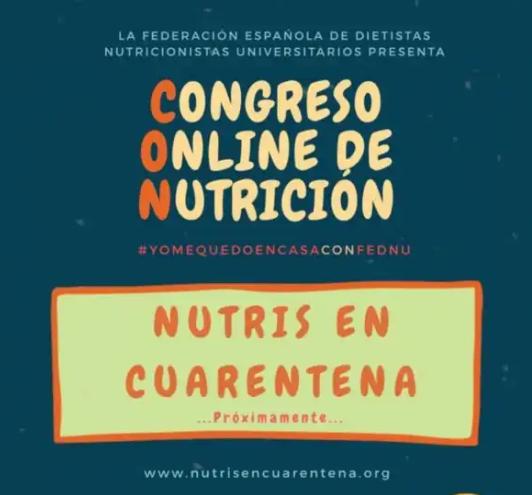 Nutris en cuarentena: Dietoterapia en cáncer